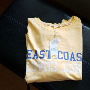 Lightweight C&C California sweatshirt